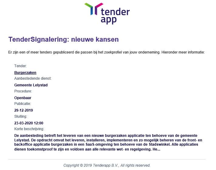 blog tinderen met tenderapp email