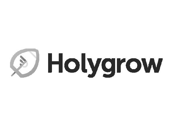 Holygrow is klant bij TenderApp