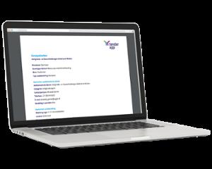 TenderApp maakt samenvattingen van aanbestedingen met de belangrijkste kenmerken: een omschrijving, de scope en de belangrijkste eisen.