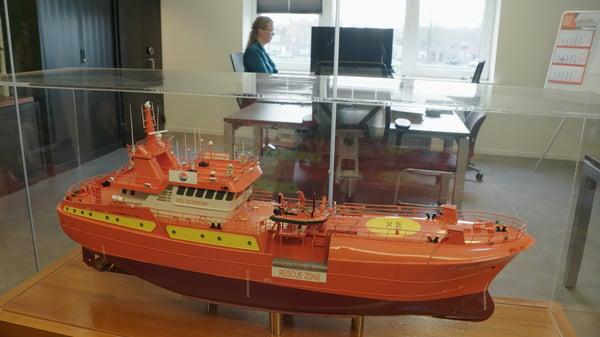 Kantoor Glomar Offshore Marion Apeldoorn