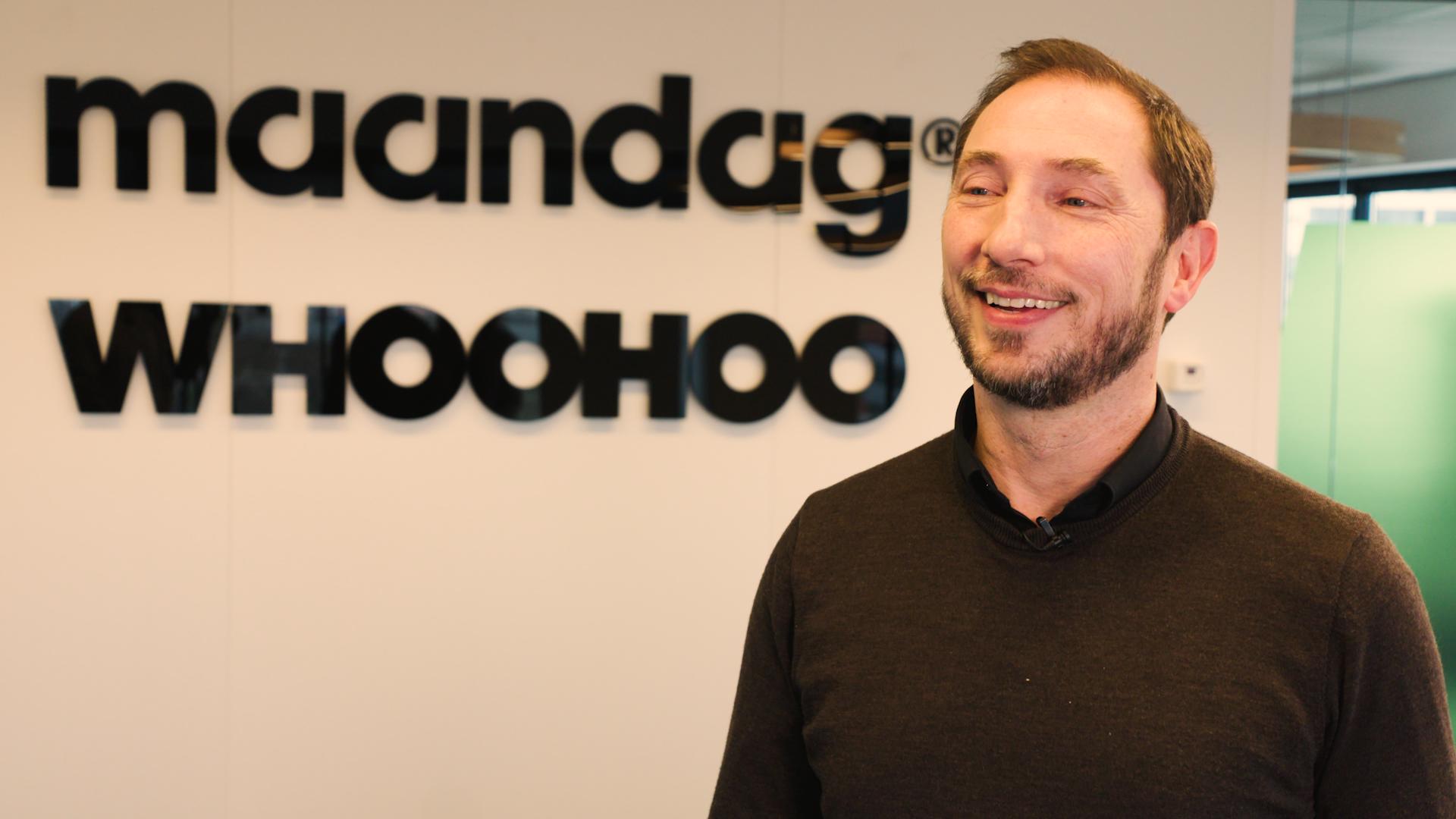 Rob Noordman van Maandag verteld over TenderApp