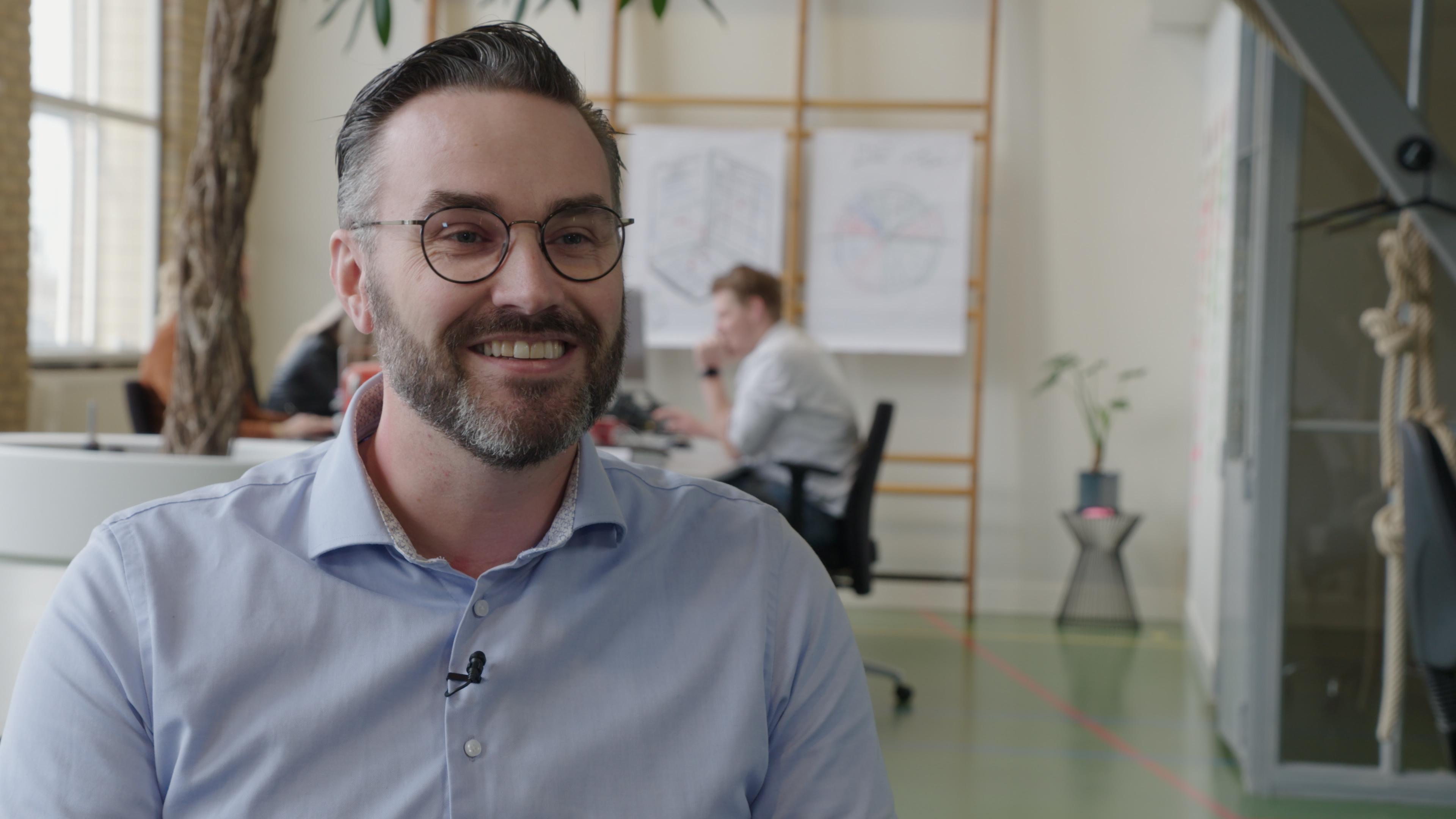Robert van der Heeft interview TenderApp