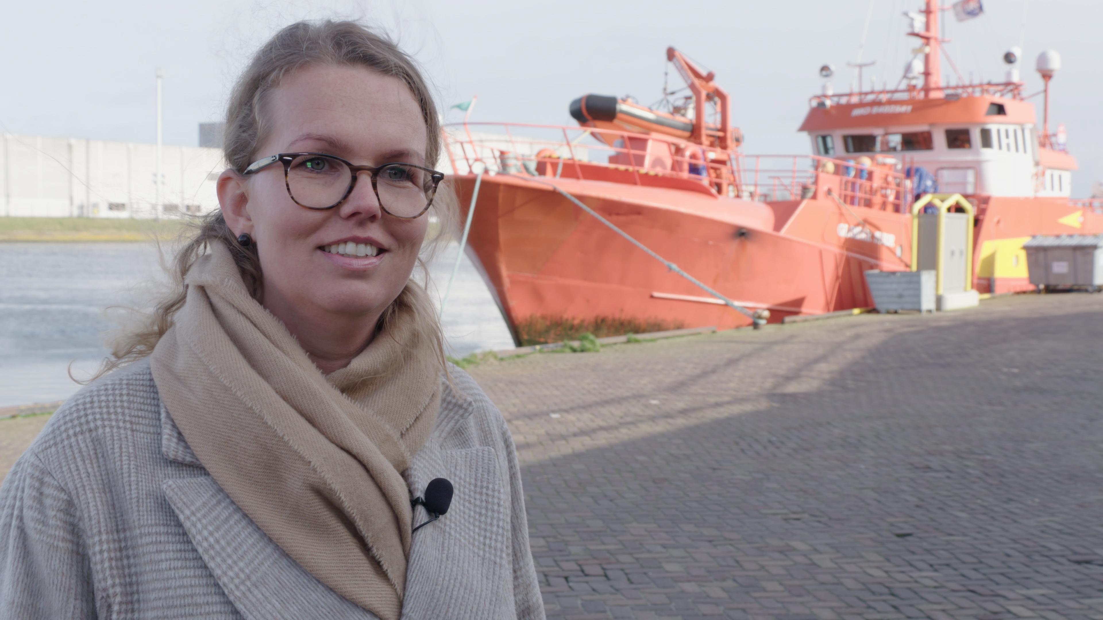 Interview TenderApp met Marion Apeldoorn van Glomar Offshore